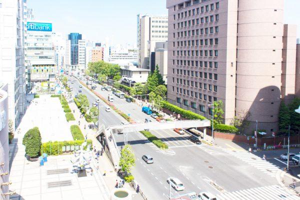 渋谷・表参道駅から徒歩5分