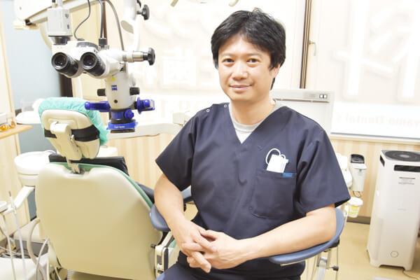 あきやま歯科医院 院長 秋山雄一郎